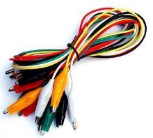 Kabely k multimetru - propojov