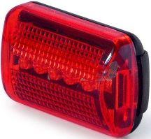 svítilna cyklo zadní (červená)