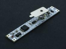LED pásek - mikrospínač do pro