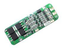 modul - balancér - ochranný modul pro 3 Li-ion 18650 - 20A