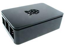 Raspberry Pi 3 B - pouzdro černé II
