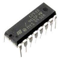 modul - IO - L293D můstek k řízení motorů