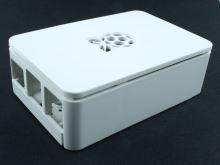 Raspberry Pi 3 B - pouzdro bíl