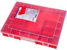 krabička organizér ALLIT AG W-457230 370x295x58mm červený