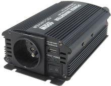 měnič napětí 12/230V, 400W modifikovaná sinusovka