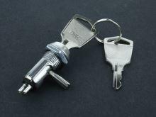 vypínač s klíčkem a západkou OFF/ON  1A/125V