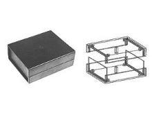 krabička plast, Z 5A KP3 - 48x90x110mm