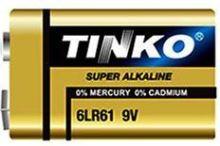 baterie TINKO 9V alkalická