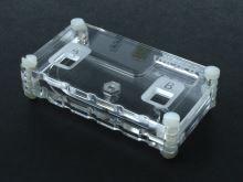 Case pro microbit - s přípravou pro držák bat.