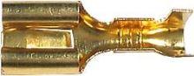 FASTON neizolovaný 6.3mm zásuvka 1.5mm2 s jazýčkem