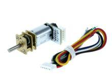 Micro motor N20 s převodovkou 90ot. a enkodérem