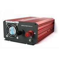 měnič napětí 12/230V, 600W + USB, sinus