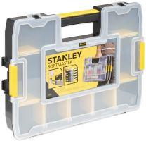 Krabička - organizér jednostranný - 12 sekcí 250x200x44mm