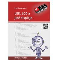 LED, LCD a jiné displeje - příručka Picaxe