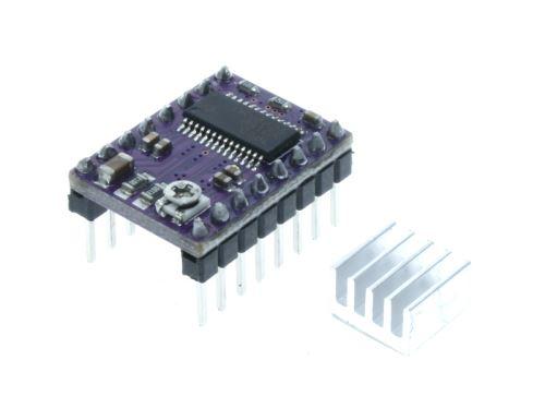 3D DRV8825 module with heatsink