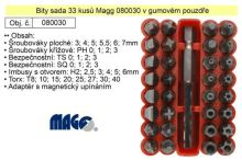 sada bitů MAGG 33ks