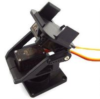 držák kamery pro mikroserva SG90