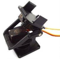 MECHANIKA - držák kamery pro mikroserva SG90