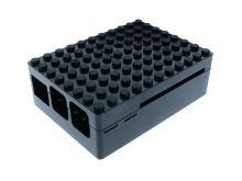 Raspberry Pi 3 B - pouzdro černé LEGO