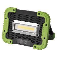 svítilna EMOS aku reflektor 10W + powerbank P4534  4,4Ah (1000lm)
