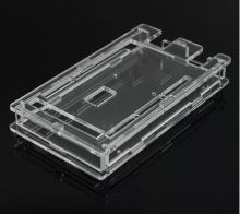 Arduino MEGA - průhledná krabička - stavebnice