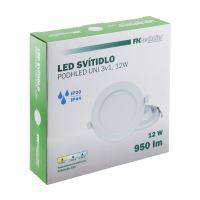 LED svítidlo - PODHLED 3V1 kul