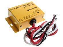 propojovač paralelní baterie 12V 80A - automatické odpojení 2. baterie při poklesu napětí