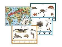 hra - Elektrická výuka, zvířata - světové