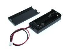 micro:bit - bateriové pouzdro 2xAAA s víčkem