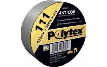 páska izol. universální stříbrná - DUCT TAPE 48/50 POLYTEX 111