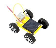 hra - hračka - solární autíčko - stavebnice