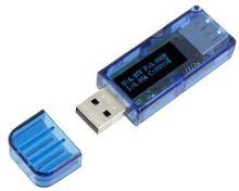 MP-USB digitální 3,5-13V, 0-3A (USB doctor)