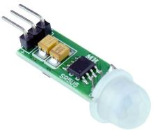 senzor - PIR - Detektor pohybu, modul PIR HC-SR505