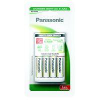nabíječka BQ-CC55 Panasonic 1-4 R3,R6 automat včetně baterií