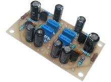 modul - předzesilovač pro magnetodynamickou přenosku, stereo, (stavebnice)