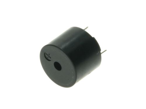 bzučák dynamický 12x7,5mm