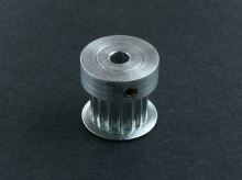řemenice T2,5 16 zubů - pro hřídel 4mm