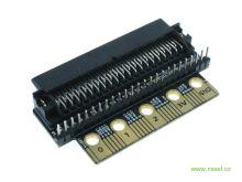 micro:bit - rozšiřující deska - pinová odbočka