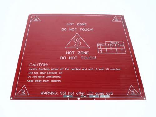 3D PCB Heatbed MK2B