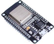 ESP32S vývojová deska 2,4GHz WiFi+Bluetooth 2x15 pinů