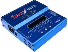 nabíječka iMAX BLAC 80W - Ni-Cd, Ni-MH, Li-Po, Li-Ion, Li-Fe nebo Pb