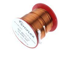 Měděný drát pro vinutí průměr 1,06mm  0,25kg (2vrtvy PA laku) max 200°C