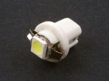 Autožárovka LED 12V- 0,5W (B8,5D) bílá