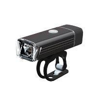 svítilna Konnoc cyklo SP-EOS100 3W LED USB nabíjecí kovová cyklosvítilna