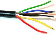 kabel 7x0.75 kulatý (9mm) - pro přívěsy